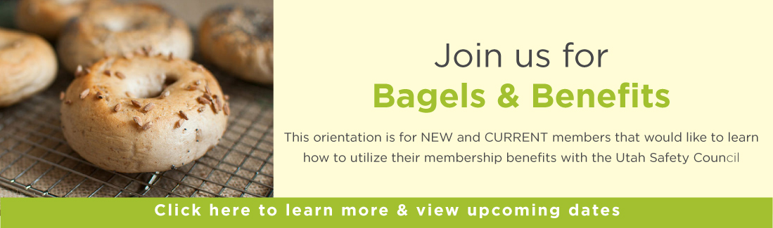 Bagels and Benefits Member Orientation