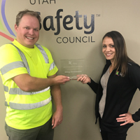 Our Newest Advanced Safety Certificate Recipient: Riley Robinson
