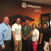 U.S. Synthetic Company Tour