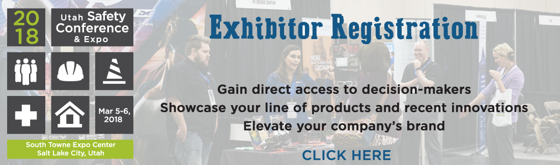 2018 Safety Conference Exhibitor