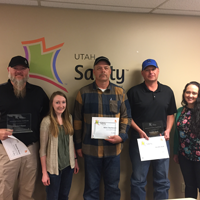 Advanced Safety Certificate Recipients