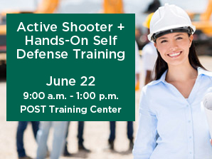 Women in Safety Active Shooter Training