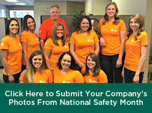 National Safety Month Submit Photos